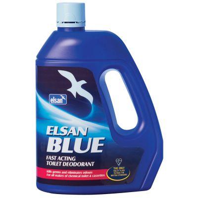 WC Chémia Elsan Blue 2l