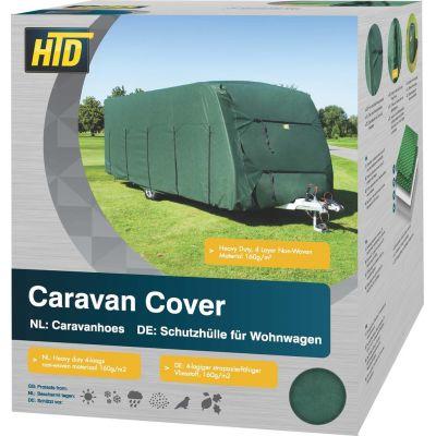 HTD plachta na karavany 450-500cm, šírka 0-233cm
