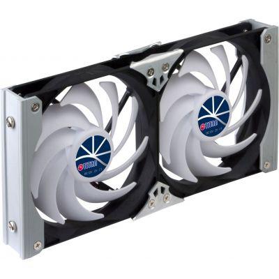 Kühlschrank-Doppellüfter Titan SC09