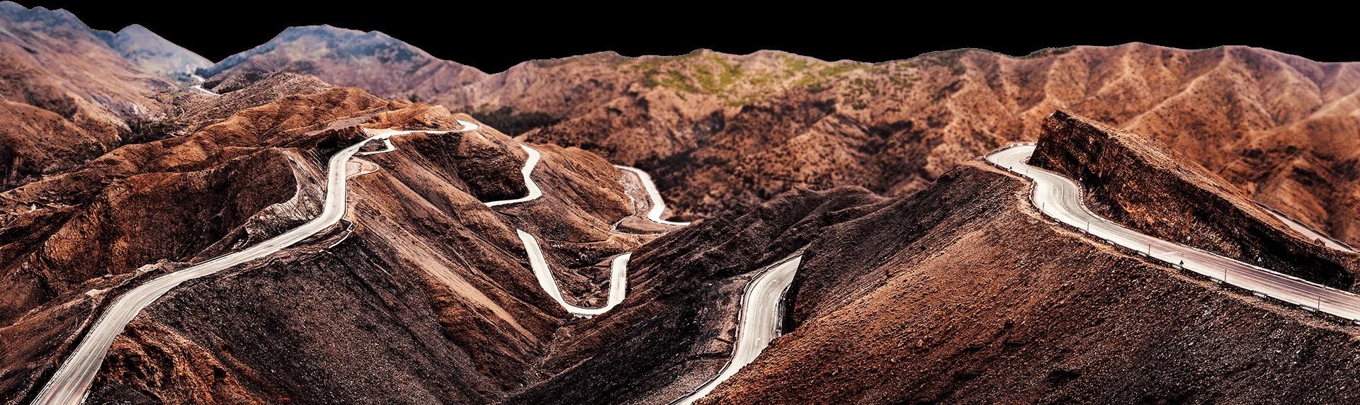 Header hill